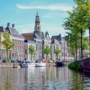 Bezoek Groningen